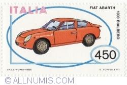 Image #2 of 450 Lire 1985 - Fiat Abarth