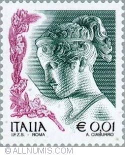 Image #2 of 0,01 Euro 2002