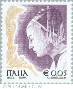 Image #2 of 0,03 Euro 2002