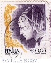 Image #1 of 0,03 Euro 2002