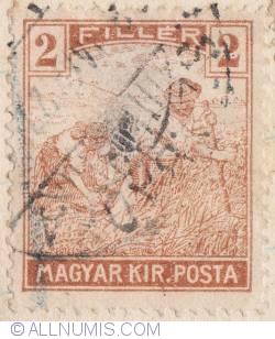 2 Filler 1916 - Secerători