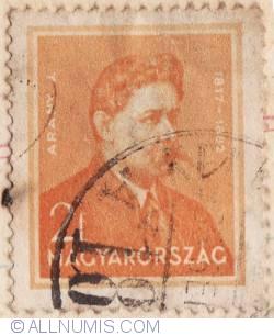 Imaginea #1 a 2 Filler,1932 - Janos Arany (1817-1882) poet