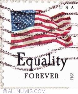 Image #1 of 2012 Egalitate pentru totdeauna