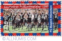 Image #2 of 110 Pfennig 1997 - F.C. Bayern Munchen