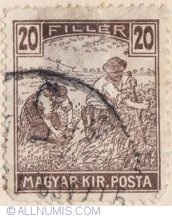Image #1 of 20 Filler 1916 - Reapers