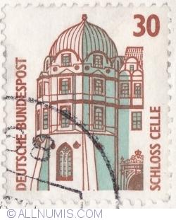 Image #1 of 30 Pfennig 1987 - Celle Castle