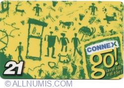 CONNEX Go - 21 ($)