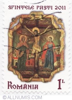 Image #2 of 1 Leu 2011 - Holy Easter