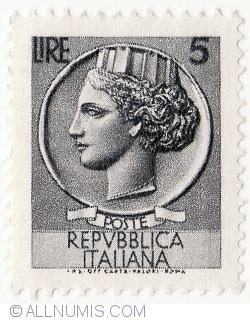 Image #2 of 5 Lire 1953