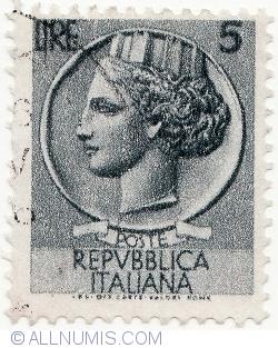 Image #1 of 5 Lire 1953