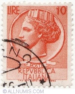 Image #1 of 10 Lire 1953