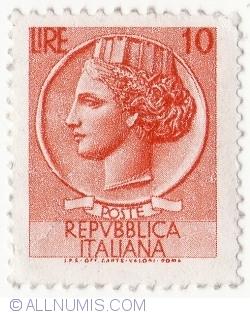 Image #2 of 10 Lire 1953