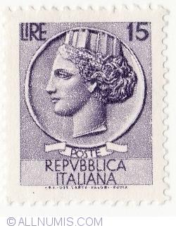 Image #2 of 15 Lire 1956