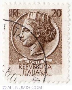 Image #1 of 20 Lire 1953