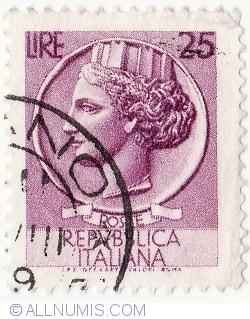 Image #1 of 25 Lire 1953