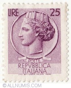 Image #2 of 25 Lire 1953
