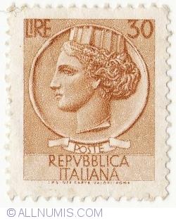 Image #1 of 30 Lire 1960