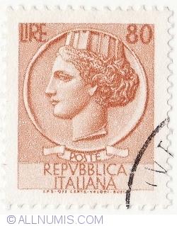 Image #1 of 80 Lire 1953
