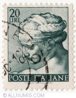 Image #1 of 20 Lire 1961