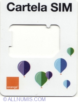 Image #1 of Cartela SIM (without SIM)