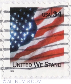 Image #2 of 34 Cents 2001 - United we stand