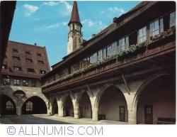 Image #1 of Nürnberg - Heilig Geist-Spital, Innenhof (1996)