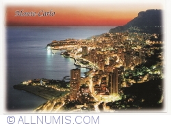 Image #1 of Monte Carlo by night