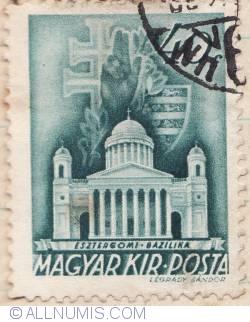 Imaginea #1 a 40 Filler 1939 - Bazilica din Esztergom