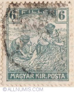 6 Filler 1916 - Secerători