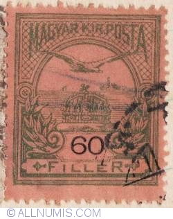 Imaginea #1 a 60 Filler 1900 - Coroana Sf. Ștefan