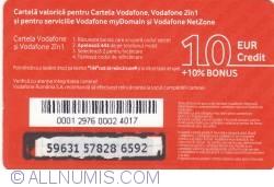 Image #2 of 10 Euro +10% Bonus - Ovidiu Petre