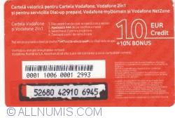 Image #2 of 10 Euro + 10% Bonus