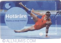 Image #2 of Romanian Olympic and Sports Committee: Determination