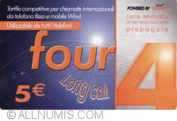 Imaginea #1 a 5 Euro - Four long call