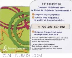 Image #1 of 50 Francs = 7,62 Euro