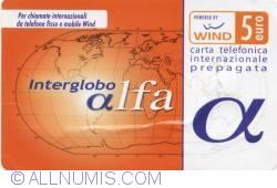 Imaginea #2 a 5 Euro - Interglobo Alfa