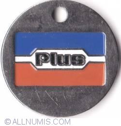 """Image #1 of Jeton pentru carucior -""""PLUS"""""""