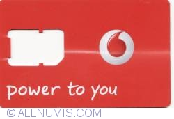 Image #1 of Vodafone - Power to you  - without SIM