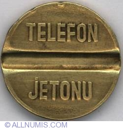 Image #2 of PTT-Telephone token