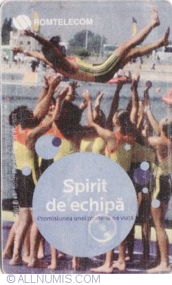 Image #1 of Romanian Olympic and Sports Committee: Team spirit