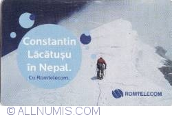 Image #1 of Constantin Lacatusu in Nepal with ROMTELECOM
