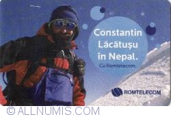 Image #2 of Constantin Lacatusu in Nepal with ROMTELECOM