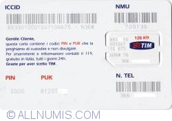 Image #2 of Sim TIM - 128 KB (with SIM)