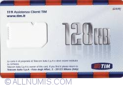 Image #1 of Sim TIM - 128 KB (without SIM )