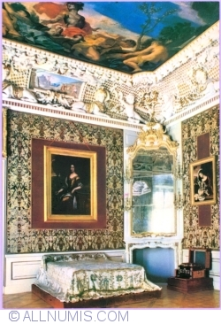 Image #1 of Wilanów Palace - Quinn's bedroom