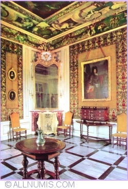 Image #1 of Wilanów Palace - Antechamber of the queen (1969)
