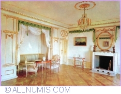 Image #1 of Wilanów Palace -  A bath suite of Lubomirska - A bedroom (1969)(1969