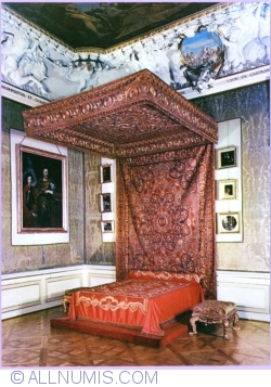 Image #1 of Wilanów Palace - Bedroom of the King