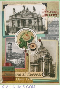 Image #1 of I Love Lviv (old Views) (2019)