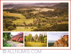 "Image #1 of Karkonosze Mountains - Stołowe Mountains - Panorama and mountain huts ""Szczelinka"", ""Pasterka"", ""Na Szczelińcu"""